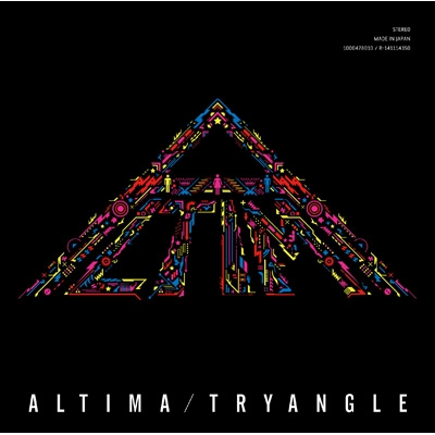TRYANGLE (CD+DVD)【初回限定盤】