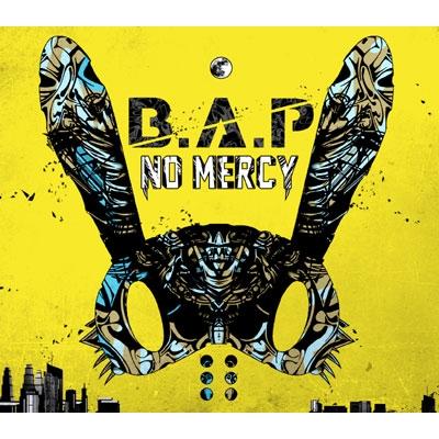 NO MERCY 【Type-A】 (CD+DVD)