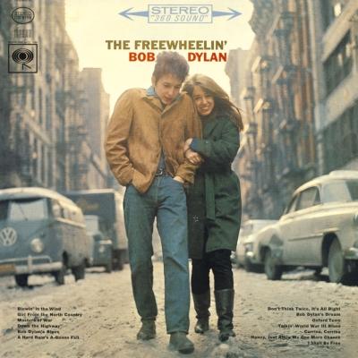 Freewheelin' Bob Dylan (紙ジャケット)