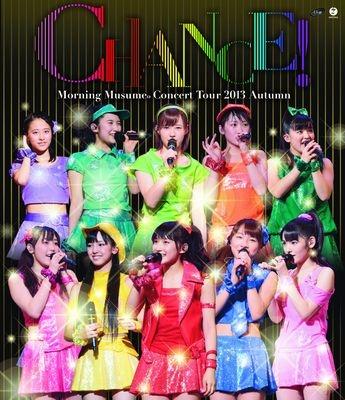 Morning Musume.Concert Tour 2013 Aki CHANCE! (Blu-ray)