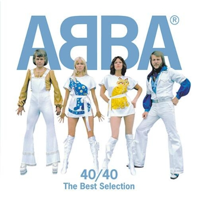 ABBA 40 / 40 The Best Selection (SHM-CD 2枚組)