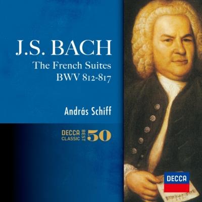 フランス組曲全曲、イタリア協奏曲、フランス風序曲 アンドラーシュ・シフ(2CD)