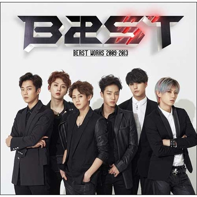BEAST WORKS 2009-2013 【完全生産限定盤】 (2CD+LPジャケットサイズ仕様)