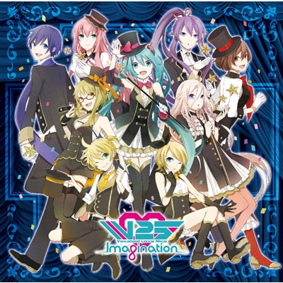 V Love 25(Vocaloid Love Nico)-Imagination-(+DVD-ROM)