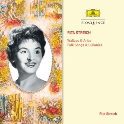 リタ・シュトライヒ/ワルツ、アリア、民謡、子守歌を歌う(2CD)
