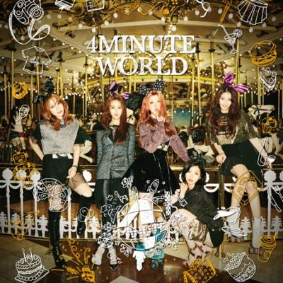 5th Mini Album: 4Minute World