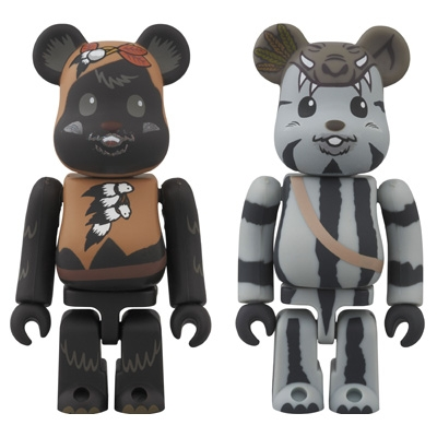 BE@RBRICK STAR WARS(TM)2 PACK: PAPLOO(TM)& TEEBO(TM)