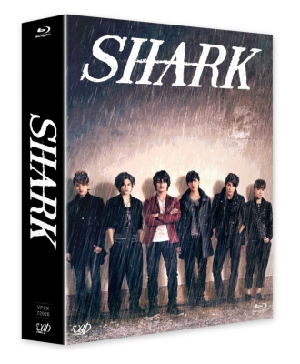 SHARK Blu-ray BOX<通常版>