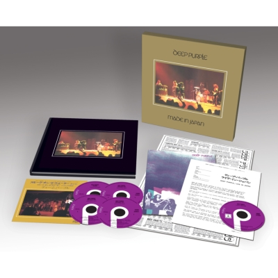 Live In Japan (Super Deluxe Box)
