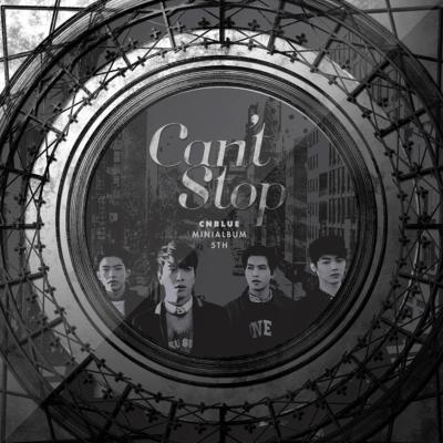 5th Mini Album: Can't Stop 【台湾独占限定B盤】