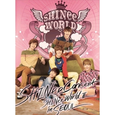 The 2nd Concert Album: SHINee WORLD 2 in Seoul
