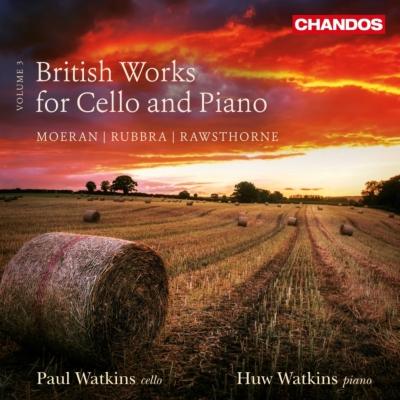 近代イギリスのチェロ作品集第3集~モーラン、ラッブラ、ロースソーン ...