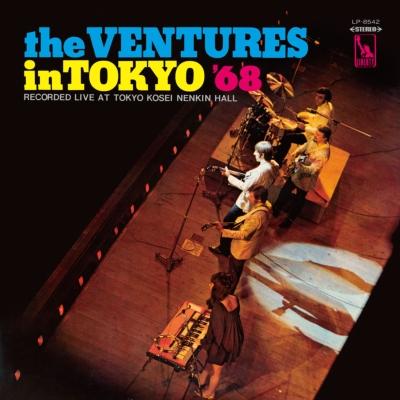 Ventures In Tokyo 68 (紙ジャケット)