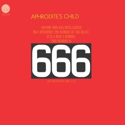 666: アフロディーテズ チャイルドの不思議な世界 (紙ジャケット)(プラチナshm)