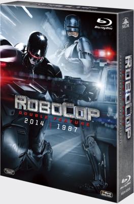 ロボコップ(2014)+ロボコップ/ディレクターズ・カット(1987) ブルーレイパック〔初回生産限定〕