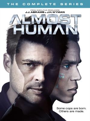 ALMOST HUMAN / オールモスト・ヒューマン DVDコンプリート・ボックス(7枚組)