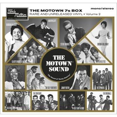 The Motown 7s Box Volume 2: Rare And Unreleased Vinyl (BOX仕様/7枚組/7インチシングルレコード)