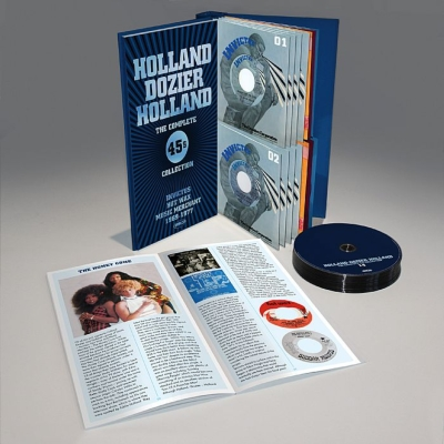 Holland, Dozier, Holland: The Complete 45s (14CD)