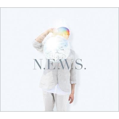 N.E.W.S.(+DVD)