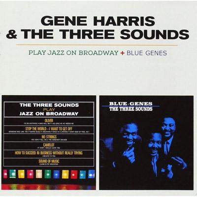 Play Jazz On Broadway / Blue Genes