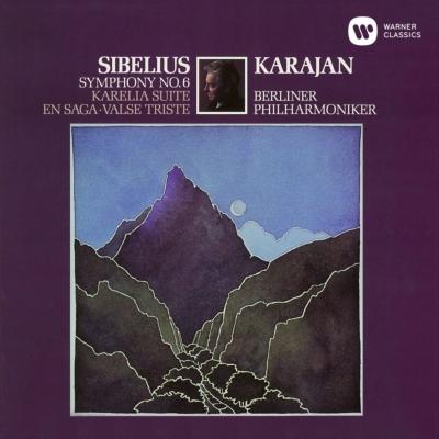 交響曲第6番、悲しきワルツ カラヤン&ベルリン・フィル(1980)