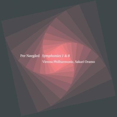 交響曲第1番、第8番 オラモ&ウィーン・フィル
