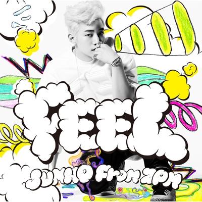 FEEL 【初回生産限定盤B】