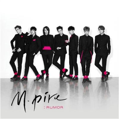 3rd Single: Rumor