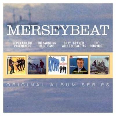 Merseybeat: 5cd Original Album Series