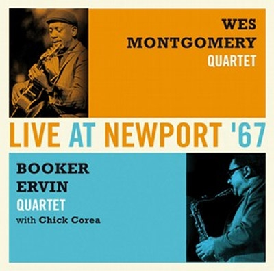 Montgomery And Ervin 4ets: Live At Newport 67
