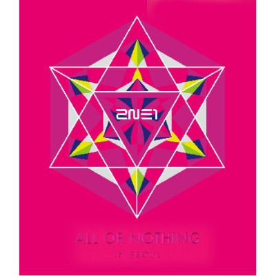 2014 2NE1 World Tour Live CD [All or Nothing in Seoul] (2CD)