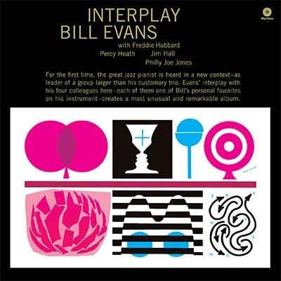 Interplay (180グラム重量盤レコード/waxtime)