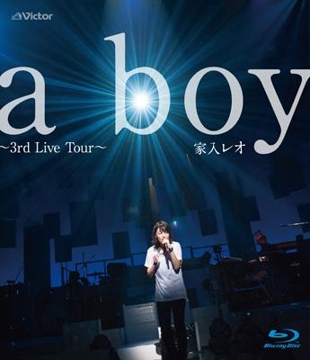a boy 〜3rd Live Tour〜(Blu-ray)