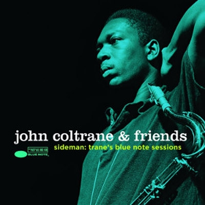 Sideman: Trane's Blue Note Sessions (3CD)