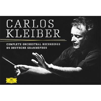 カルロス・クライバー/デラックス・エディション〜ベートーヴェン:運命、第7番、シューベルト:未完成、第3番、ブラームス:第4番(3CD+ブルーレイ・オーディオ)