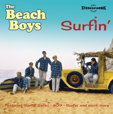 Surfin' The Original Beach Boys Recordings