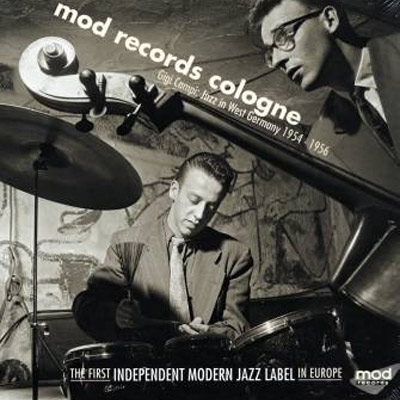 Mod Records Cologne 1954-1956 (10inch X 5, 7inch X 6)(+4CD)
