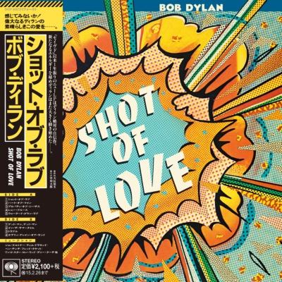 Shot Of Love (紙ジャケット)