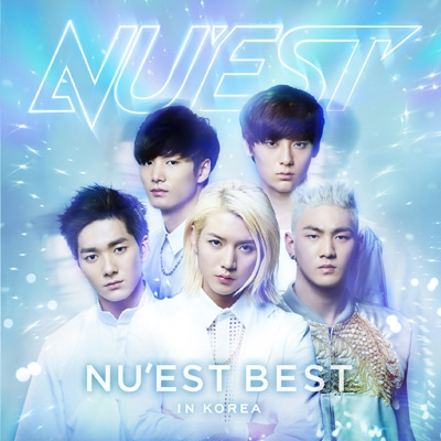 NU'EST BEST IN KOREA 【通常盤】