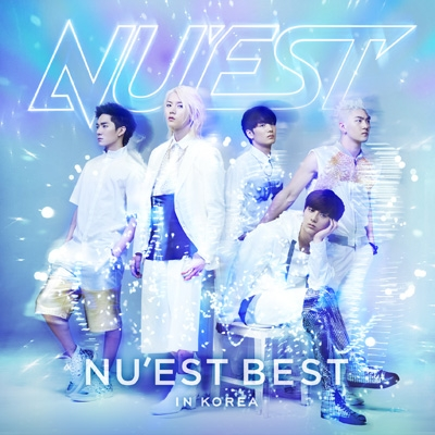 NU'EST BEST IN KOREA 【初回生産限定盤】(CD+DVD)