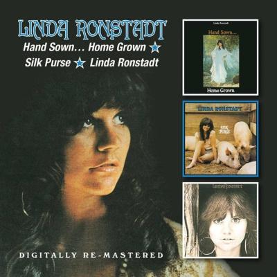 Hand Sown Home Grown / Silk Purse / Linda Ronstadt