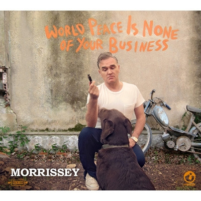 World Peace Is None Of Your Business (2CD Deluxe Edition)