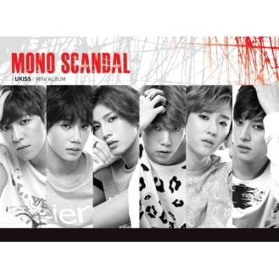 9th Mini Album: MONO SCANDAL