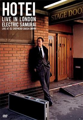 HOTEI LIVE IN LONDON Electric Samurai-Live at O2 Shepherd's Bush Empire-
