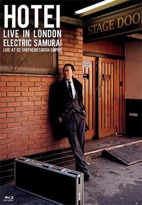 HOTEI LIVE IN LONDON Electric Samurai-Live at O2 Shepherd's Bush Empire-(Blu-ray)
