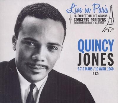 Live In Paris 5-7-9 Mars / 19 Avril 1960 (2CD)