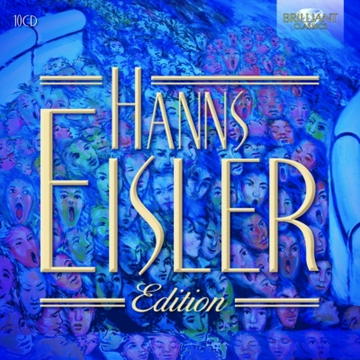 ハンス・アイスラー・エディション(10CD)