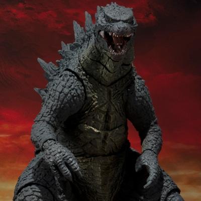 S.H.MonsterArts ゴジラ(2014)
