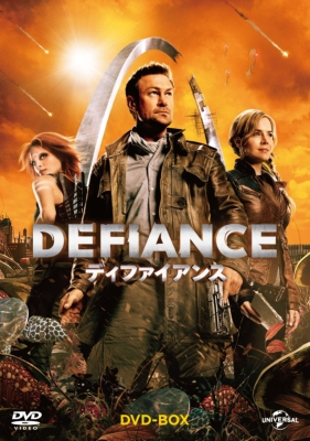 DEFIANCE/ディファイアンス DVD BOX