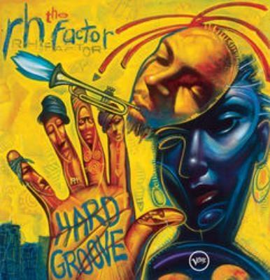 Hard Groove Rh Factor Roy Hargrove Hmv Amp Books Online